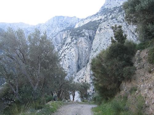 road to Pythagoras's Cave