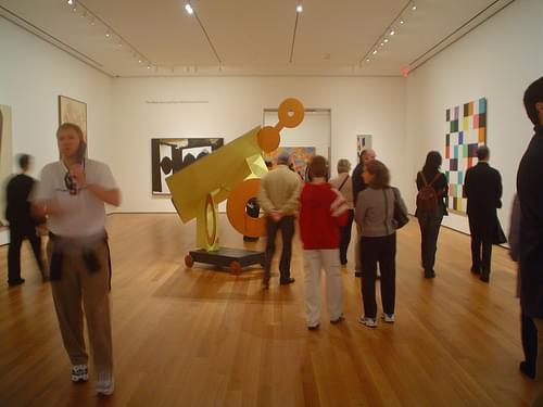 Museu de Arte Moderna, Nova Iorque