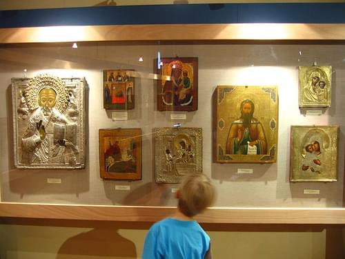Russian Orthodox Icons, Peccioli (it)