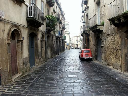 Historic Center, Caltagirone