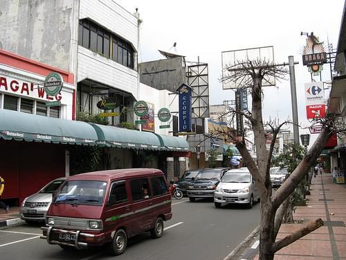 Jalan Braga, Bandung, West Java