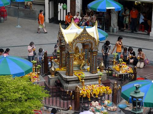 Erawan Shrine, Bangkok
