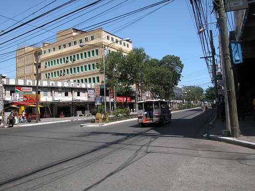 Historic Center, Iloilo City