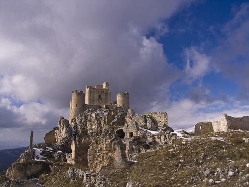 Rocca calascio 1097