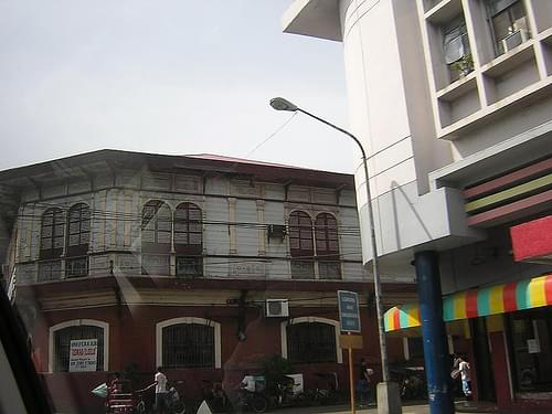 Calle Real, Iloilo City
