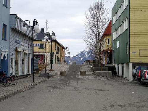 Historic Center, Svolvaer