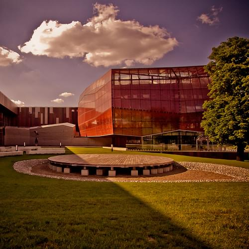 Copernicus Science Center, Warsaw