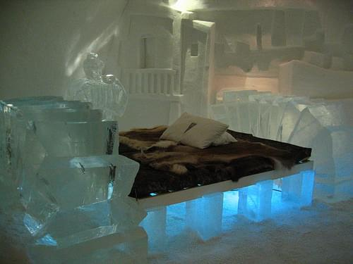 Ice Suite 302- Ice Hotel - Sweden