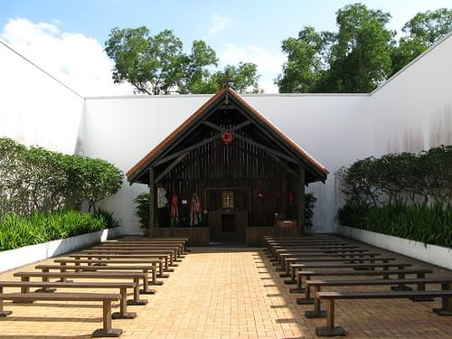 The Changi Chapel & Museum (4)