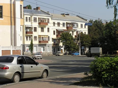 Historic Center, Chernihiv