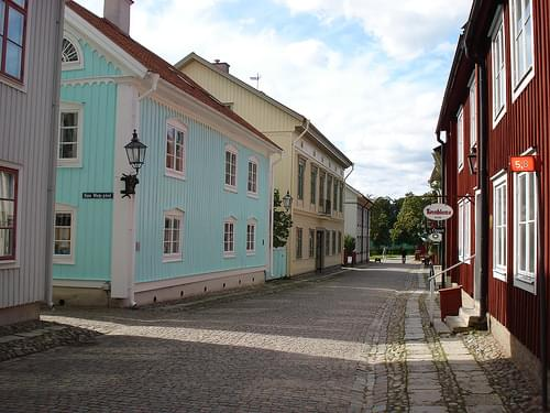 Historic Center, Orebro