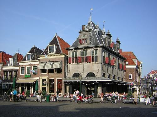 Hoorn town square 1