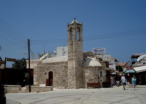 Church in Polis