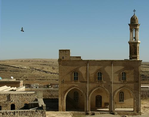 Mor Sarbel Syrian Orthodox church, Midyat / Mardin