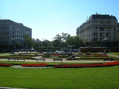 Old Palace Gardens
