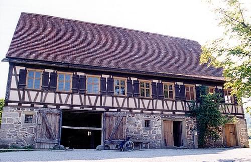 Wackershofen - Open Air Museum