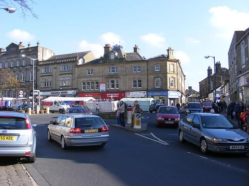 Historic Center, Skipton