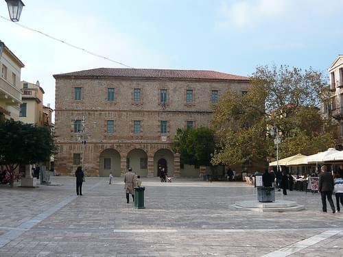Archeological museum / Археологическият музей