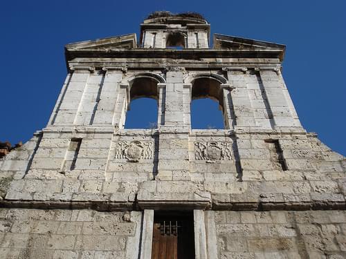 Alcalá de Henares. Capilla de San Ildefonso  2