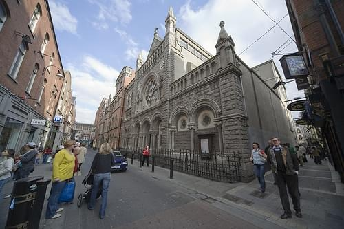 Clarendon Street Church - Dublin