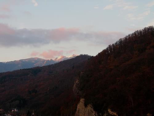 Mount Cozia