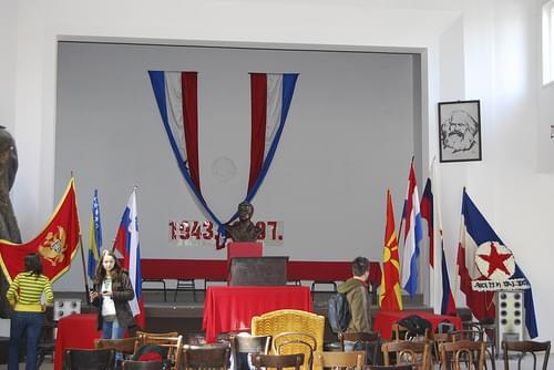 Museum AVNOJ - Jajce