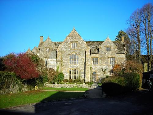 South Gate House, Cerne Abbey, Cerne Abbas, Dorset.
