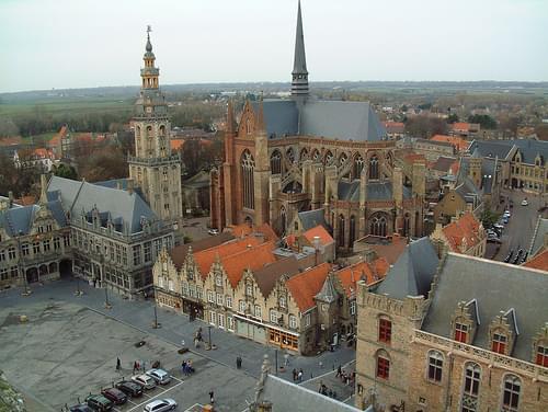 Stadskern, Veurne