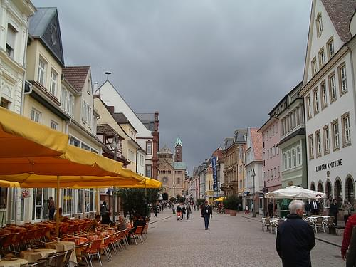 Historic Center, Speyer