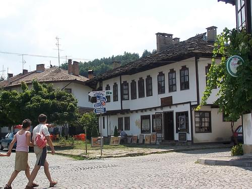 Historic Center, Tryavna