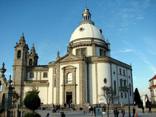 Sanctuary of Our Lady of Sameiro, Braga