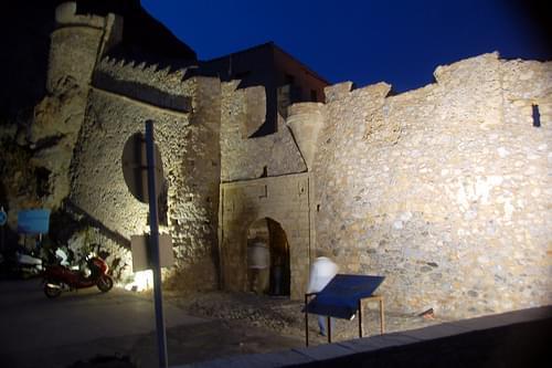 The Walls of Monemvasia