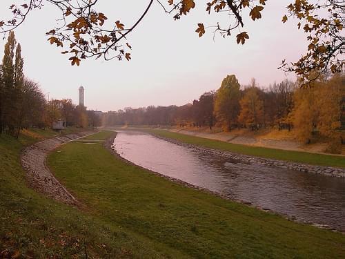 listopadová Ostravica