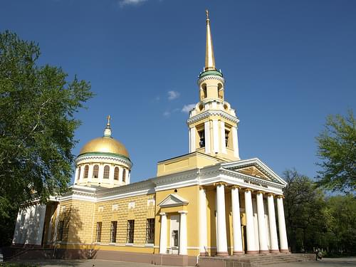 Transfiguration Cathedral, Dnipropetrovsk