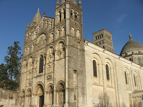 St. Peter's Cathedral, Angouleme
