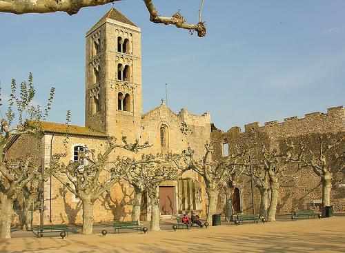 Santa Maria de Vilabertran