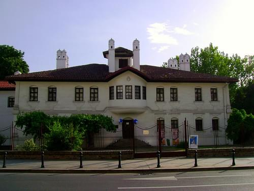 Countess Ljubica's Residence in Belgrade
