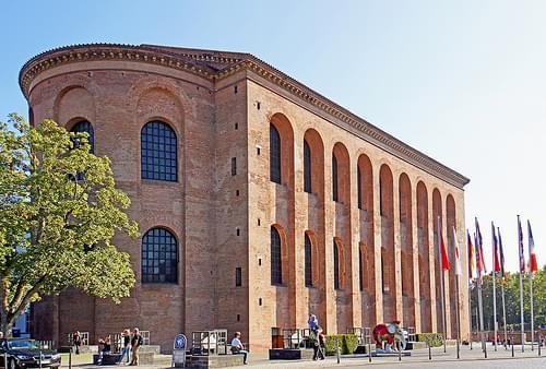 Germany-5280 - Basilica of Constantine