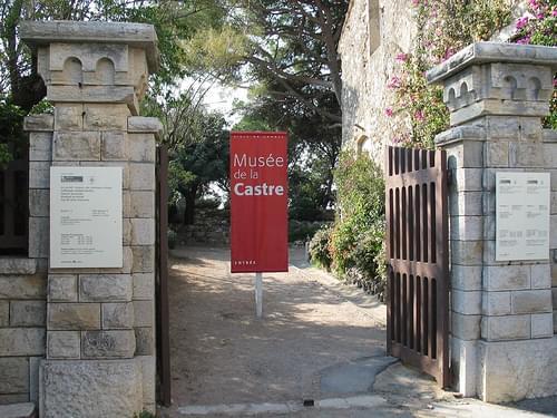 Cannes: Musée de la Castre