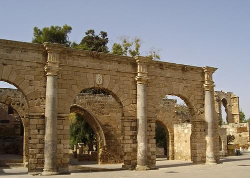 Famagusta - Lusignan royal palace