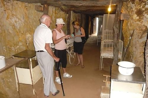 Underground Hospital and Museum, Mount Isa