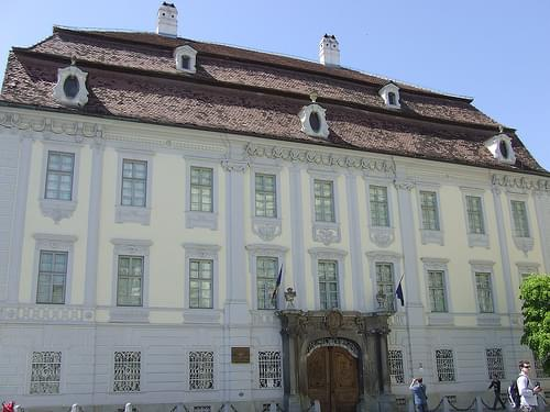 Brukenthal Palace and National Museum, Sibiu