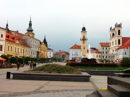banska square