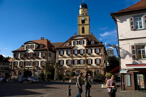 Historic Center, Bad Mergentheim