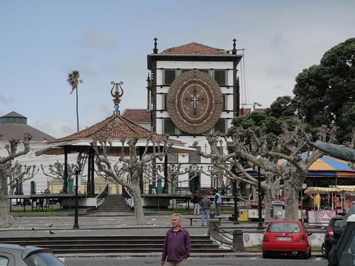 Church of the Holy Christ, Ponta Delgada