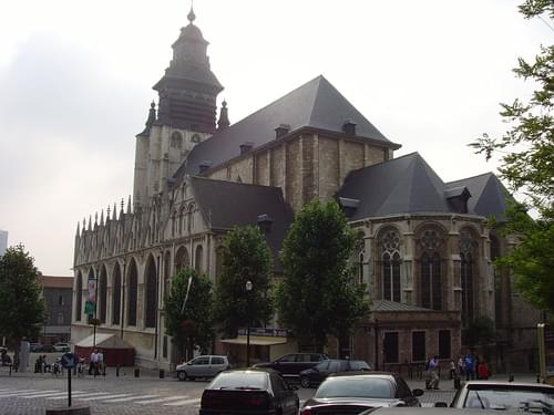 Notre Dame de la Chapelle Church, Brussels