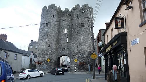 Drogheda - July 2009