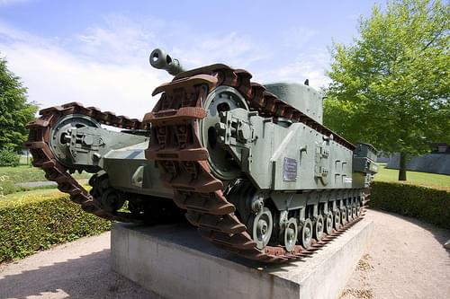 Mark IV Churchill Crocodile