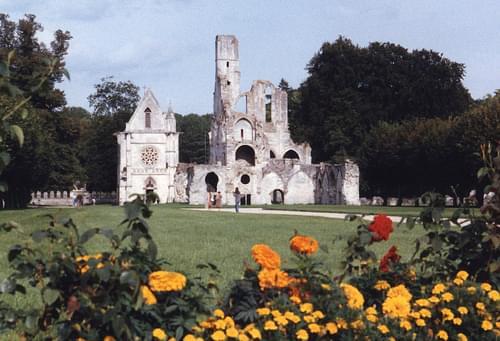 1994.06.01 Abbaye de Chaalis
