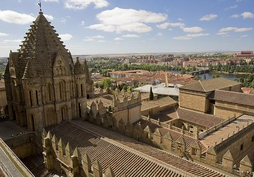 Old Cathedral, Salamanca